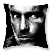 Jim Caviezel  Throw Pillow