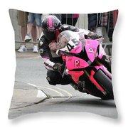 Jim Hodson 1 Throw Pillow