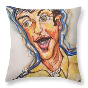 Jim Nabors Throw Pillow