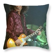 Jimmy Page-0005 Throw Pillow