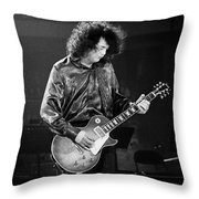 Jimmy Page-0028 Throw Pillow