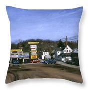 Jimmy's Alltire Throw Pillow