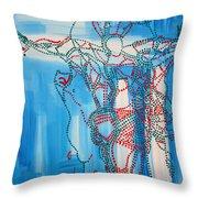 Jishu Christo - Jesus Christ Throw Pillow