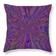 Jitterbug Throw Pillow