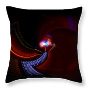Jive Dude Throw Pillow