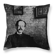 J.j. Thomson, English Physicist Throw Pillow