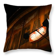 Jls Hangar Bar Throw Pillow