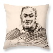 Joan Throw Pillow