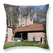 Joanna Furnace Throw Pillow