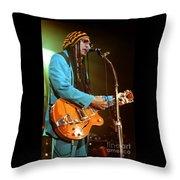 Joe Walsh-0983 Throw Pillow