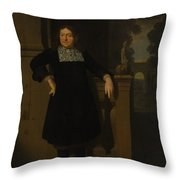 Johan Hulshout 16231687 Throw Pillow