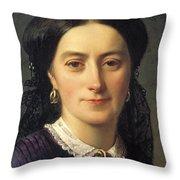Johanna Kempe Throw Pillow
