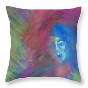 Johanna--not Who I Thought Throw Pillow