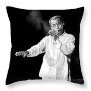 John Boutte II Throw Pillow