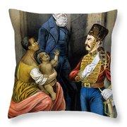 John Brown (1800-1859) Throw Pillow