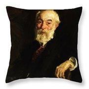 John Butler Yeats 1909 Throw Pillow