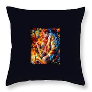 John Coltrane  Throw Pillow