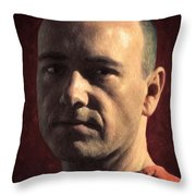 John Doe Se7en Throw Pillow