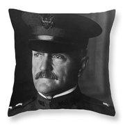 John J. Pershing Throw Pillow