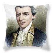 John Laurens Throw Pillow by Granger