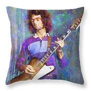 John Moorshead Throw Pillow