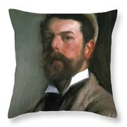 John Singer Sargent Throw Pillow