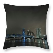 John T. Alsop Bridge 2 Throw Pillow