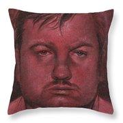 John Wayne Gacy Throw Pillow