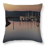 John Wayne Marina Throw Pillow