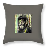 John.f Kennedy  Throw Pillow