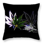 Joint Venture Throw Pillow
