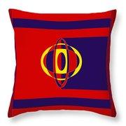 Joker Design Throw Pillow