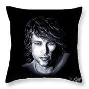 Jon Bon Jovi - It's My Life Throw Pillow