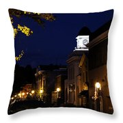Jonesborough Tennessee 13 Throw Pillow