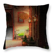 Jonesborough Tennessee 2 Throw Pillow