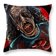 Jonh Carpenter Throw Pillow