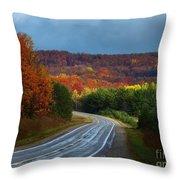 Jordan Valley Grandeur Throw Pillow