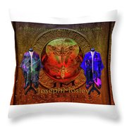 Joseph Mosley Collection Fine Art America Throw Pillow by Joseph Mosley