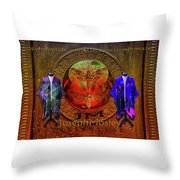 Joseph Mosley Collection Throw Pillow