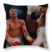 Joshua Klitschko Tko Throw Pillow