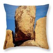 Joshua Tree Np 1 Throw Pillow