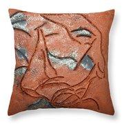 Journey 16 - Tile Throw Pillow