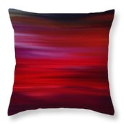Journey Through Color 2 Throw Pillow