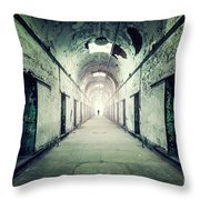 Journey To The Light Throw Pillow
