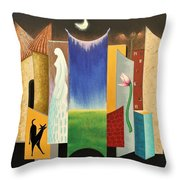 Journy -13 Throw Pillow