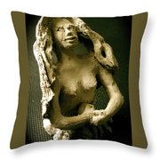 Joy And Hope Throw Pillow