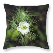Joy In The Morning Throw Pillow