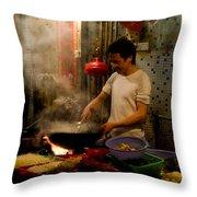 Joy Of Cooking Throw Pillow