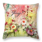 Joy Throw Pillow