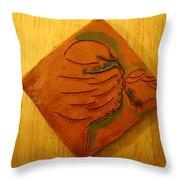 Joy Tears - Tile Throw Pillow